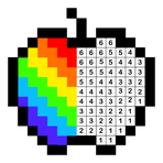 Draw.ly - Color by Number Pixel Art Coloring