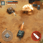 Tank Battle: WW2 Game - Modern World of Shooting