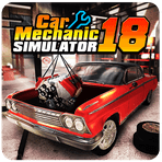 Скачать Car Mechanic Simulator 18 на Андроид