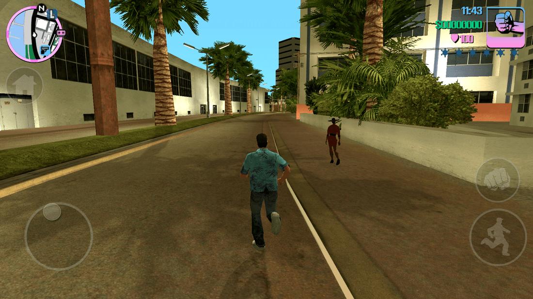 Скриншот #1 из игры Grand Theft Auto: Vice City