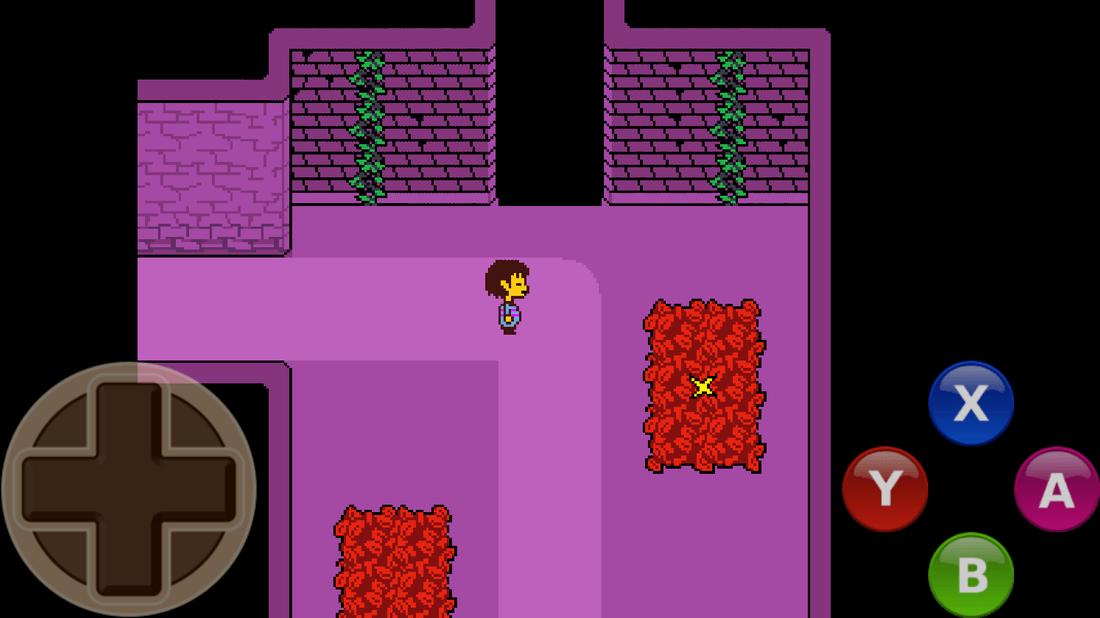 Скриншот #1 из игры Undertale