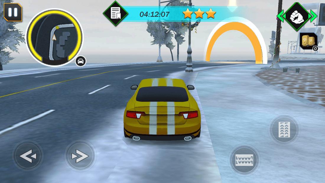 Скриншот #1 из игры Vegas Crime City