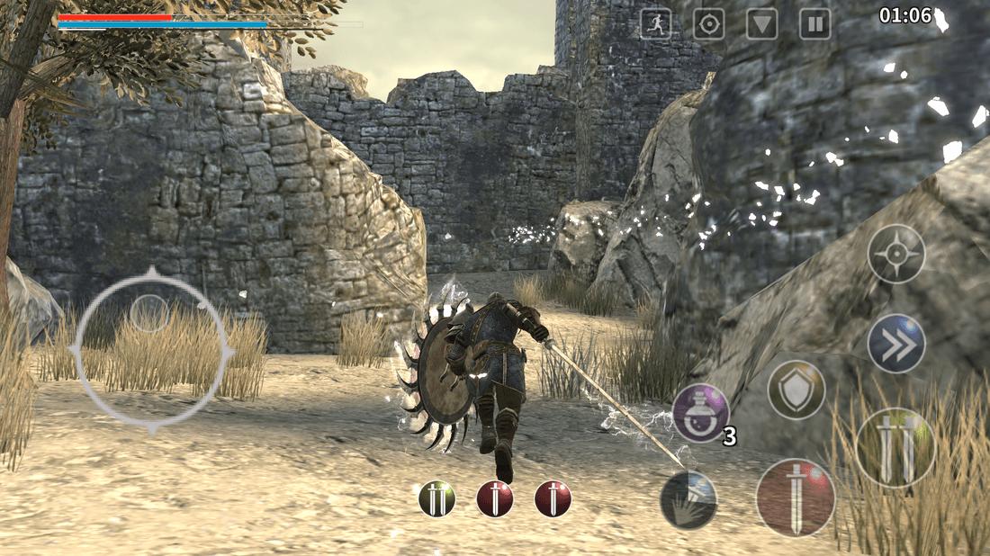 Скриншот #1 из игры Animus - Stand Alone