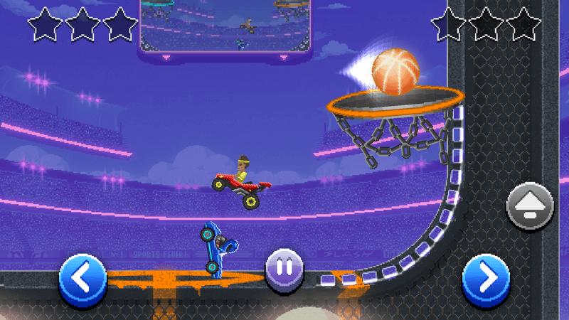 Скриншот #12 из игры Drive Ahead! Sports