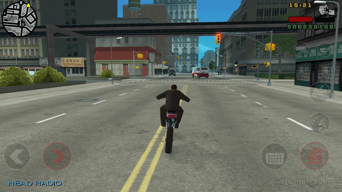 Скриншот #1 из игры GTA: Liberty City Stories