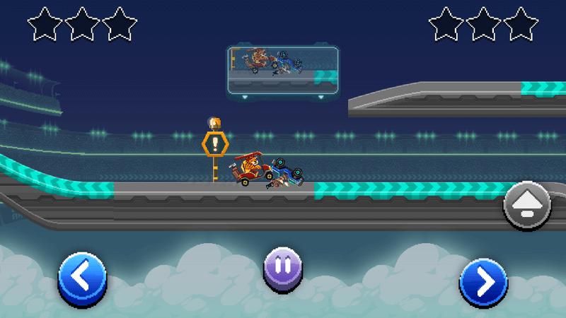 Скриншот #11 из игры Drive Ahead! Sports
