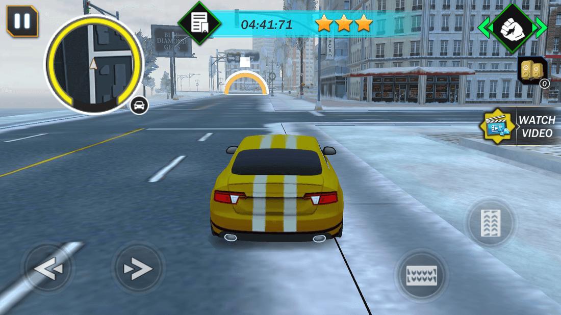 Скриншот #2 из игры Vegas Crime City