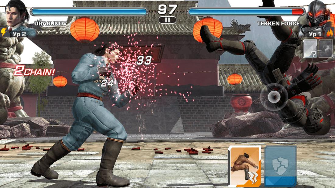 Скриншот #3 из игры TEKKEN™