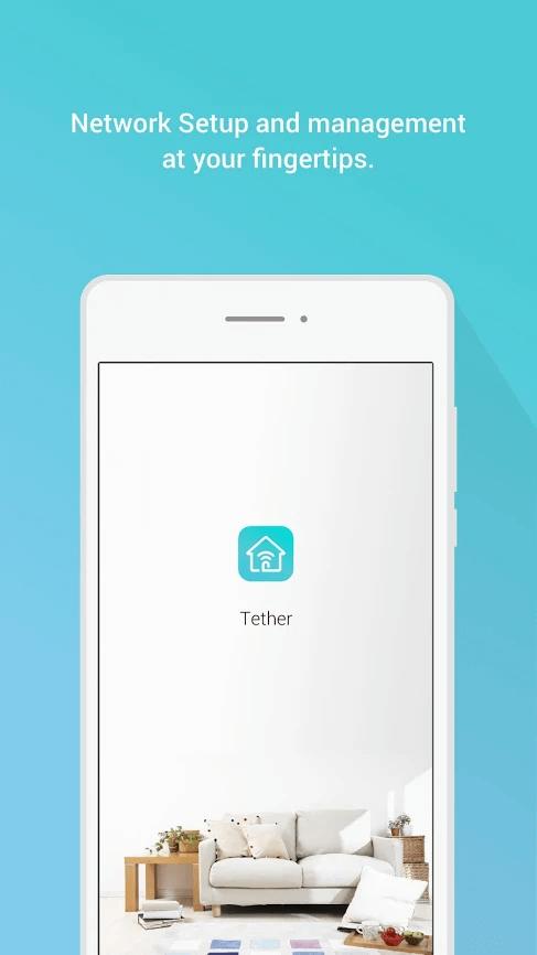 Скриншот #2 из программы TP-Link Tether