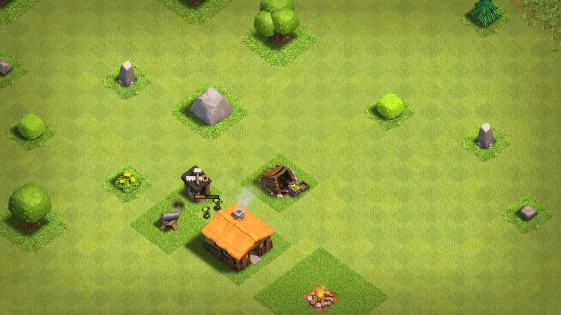 Скриншот #3 из игры Clash of Clans