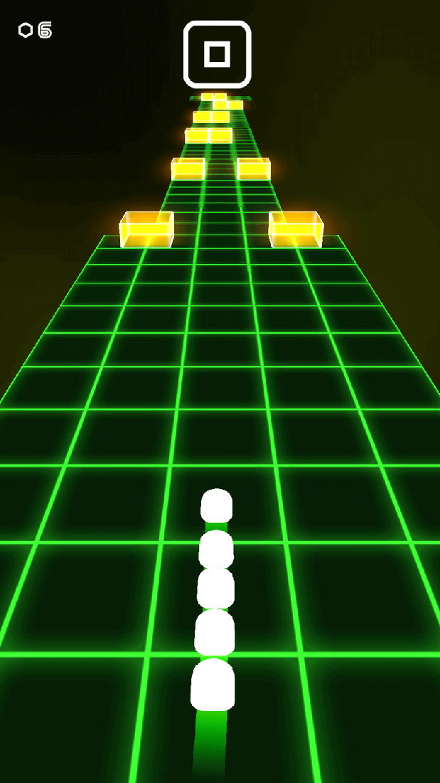 Скриншот #2 из игры Space Snake