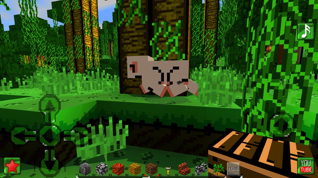 Скриншот #3 из игры Horsecraft: Apocalyptic Life