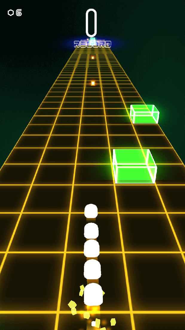 Скриншот #5 из игры Space Snake