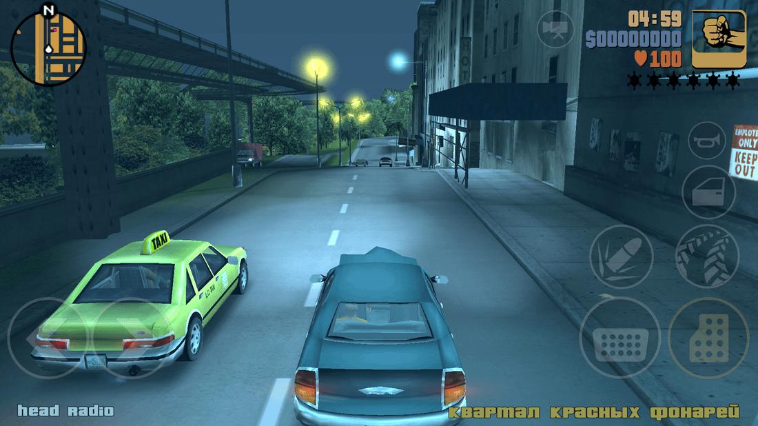 Скриншот #2 из игры Grand Theft Auto III