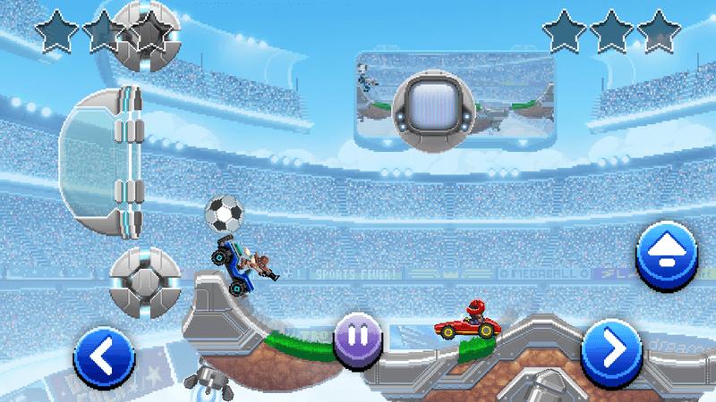 Скриншот #17 из игры Drive Ahead! Sports