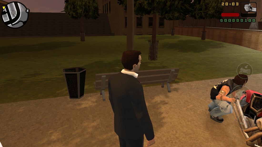 Скриншот #4 из игры GTA: Liberty City Stories