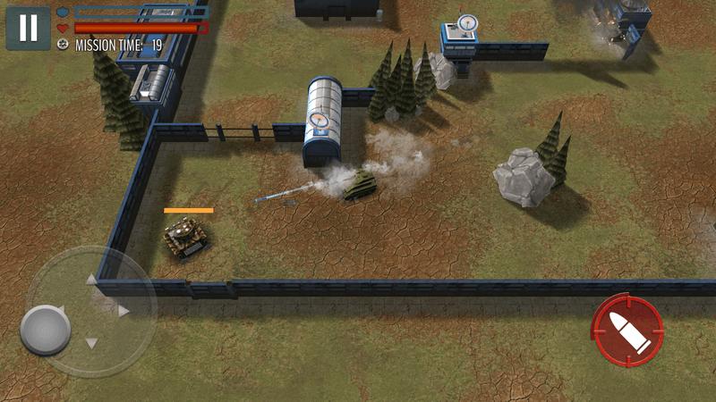 Скриншот #13 из игры Tank Battle: WW2 Game - Modern World of Shooting