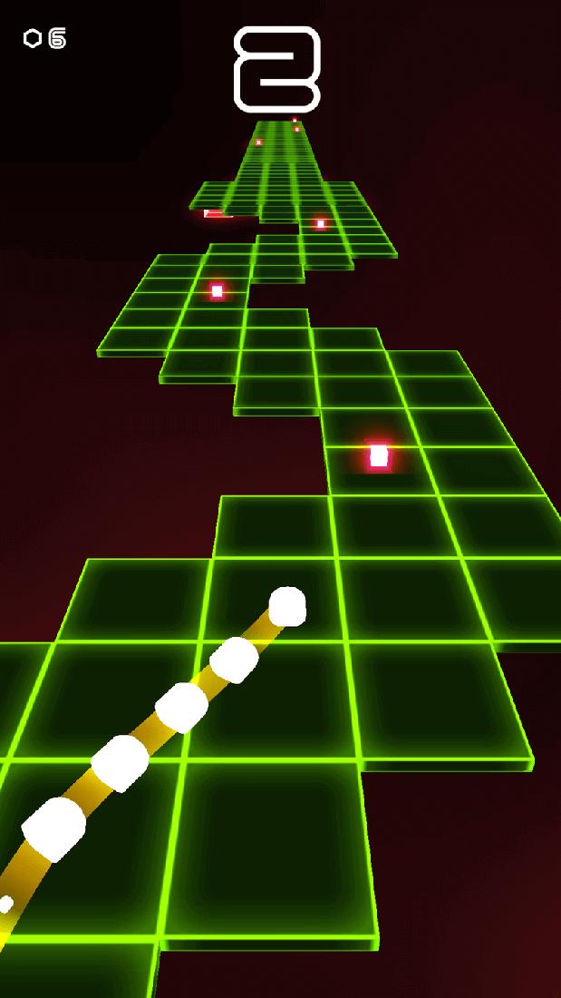 Скриншот #7 из игры Space Snake