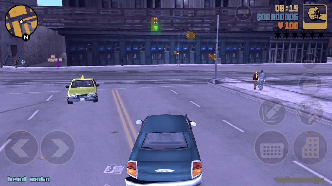 Скриншот #5 из игры Grand Theft Auto III