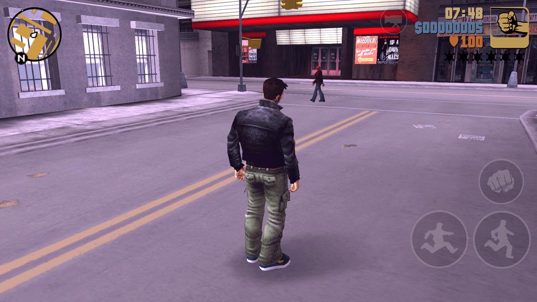 Скриншот #6 из игры Grand Theft Auto III