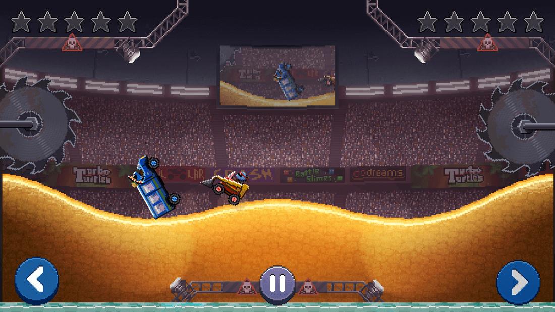 Скриншот #8 из игры Drive Ahead!