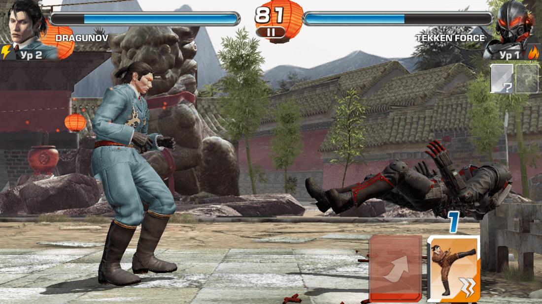 Скриншот #8 из игры TEKKEN™