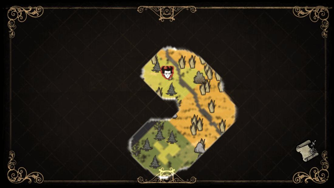 Скриншот #6 из игры Don\'t Starve: Pocket Edition