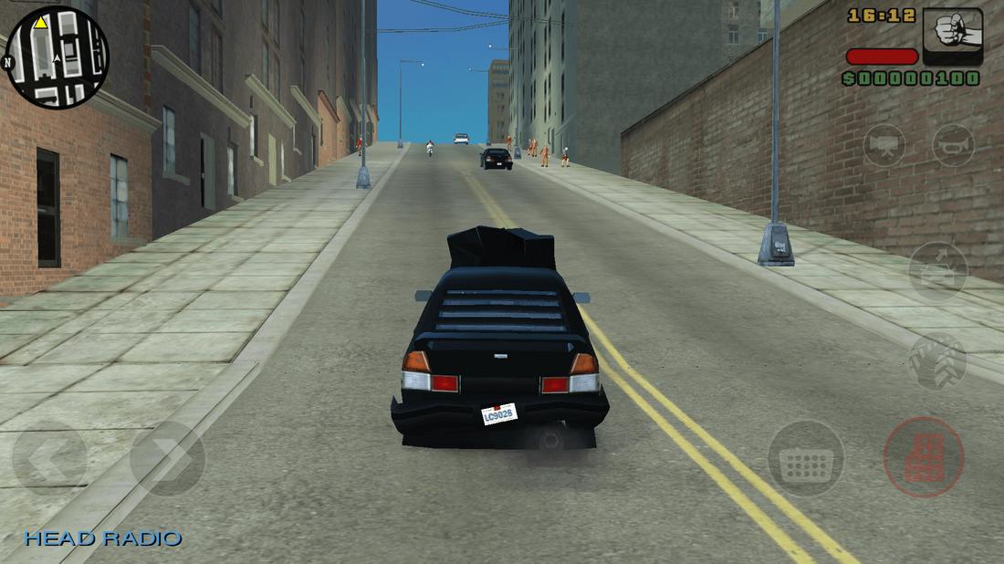 Скриншот #8 из игры GTA: Liberty City Stories