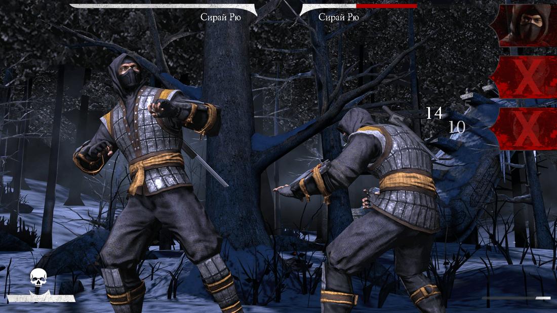 Скриншот #10 из игры MORTAL KOMBAT X