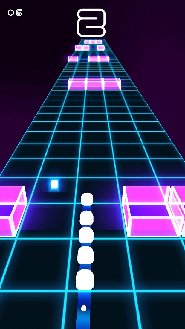 Скриншот #9 из игры Space Snake