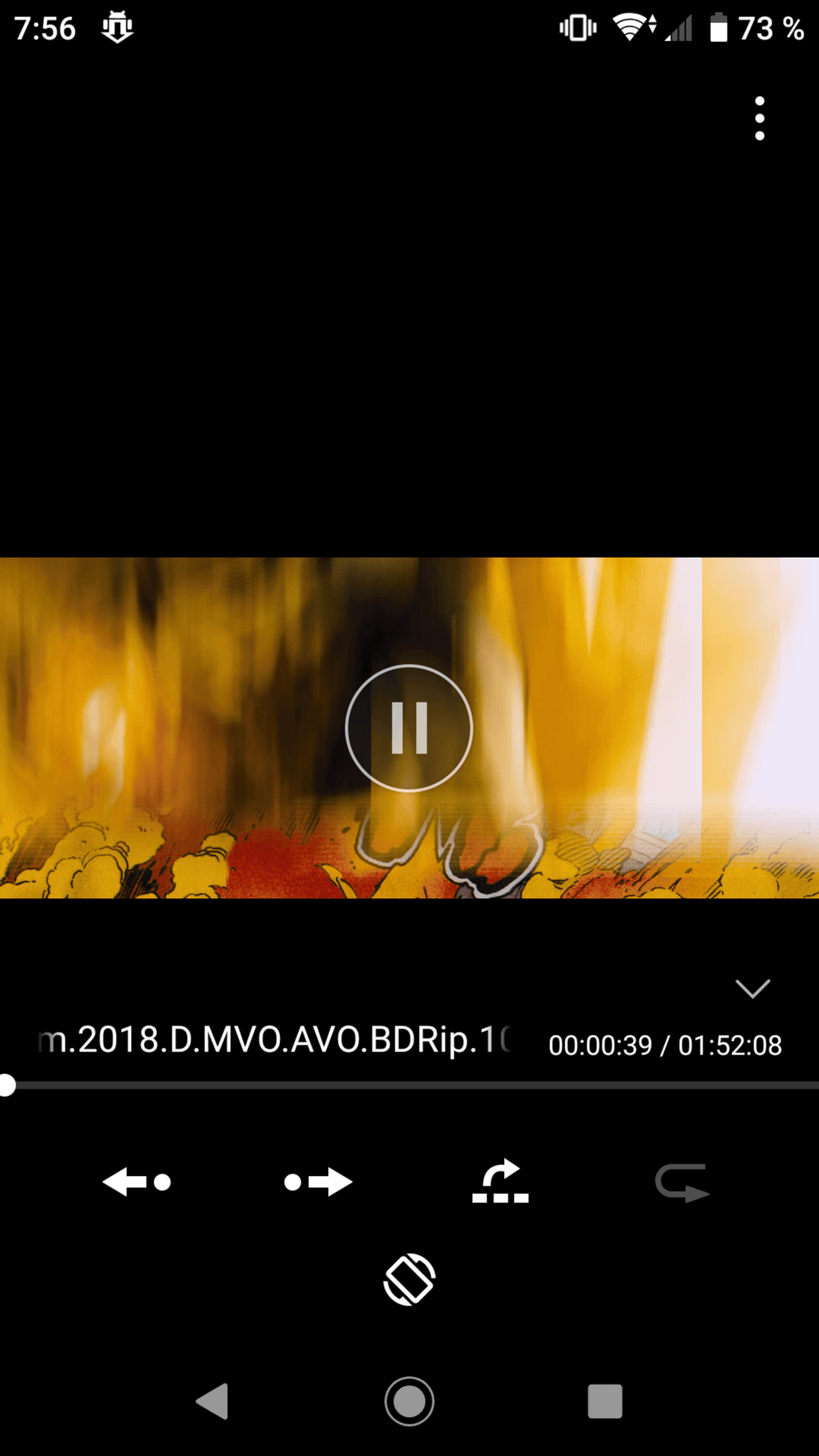 Скриншот #3 из программы aTorrent - torrent downloader