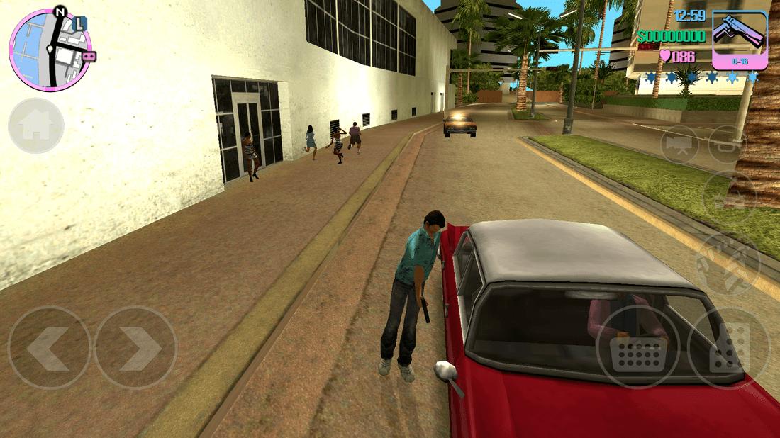 Скриншот #5 из игры Grand Theft Auto: Vice City