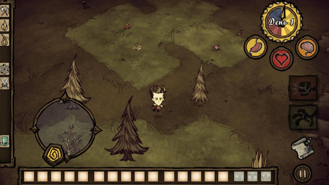 Скриншот #10 из игры Don\'t Starve: Pocket Edition