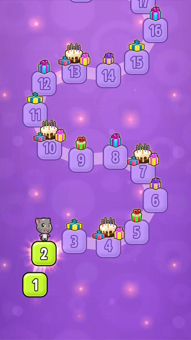 Скриншот #4 из игры Talking Tom Cat