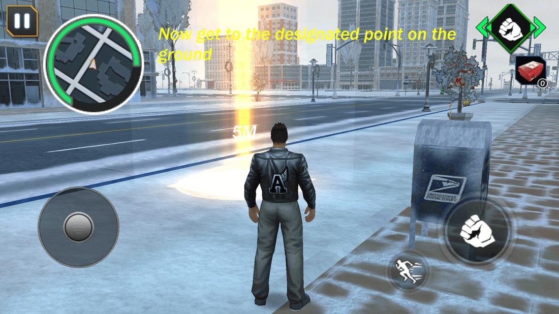 Скриншот #3 из игры Vegas Crime City