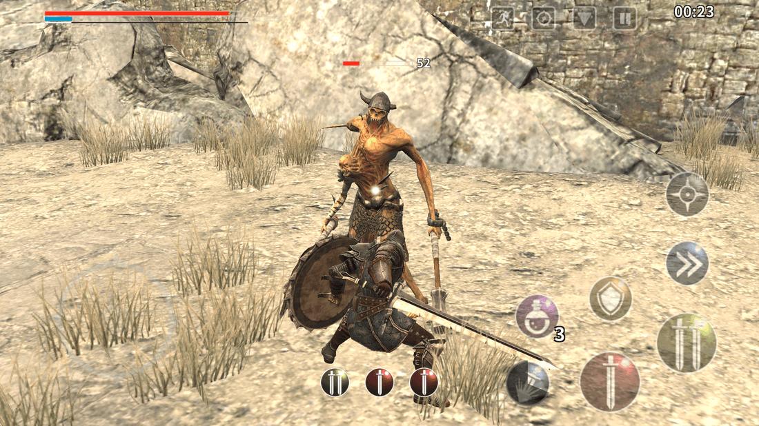 Скриншот #7 из игры Animus - Stand Alone