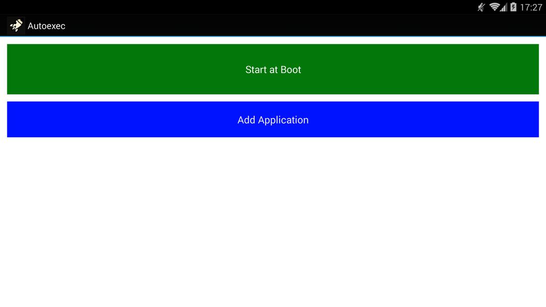 Скриншот #3 из программы Autoexec