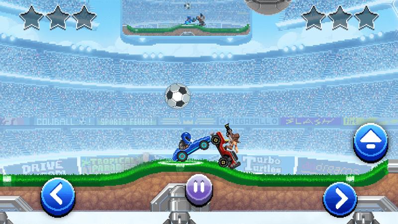 Скриншот #16 из игры Drive Ahead! Sports