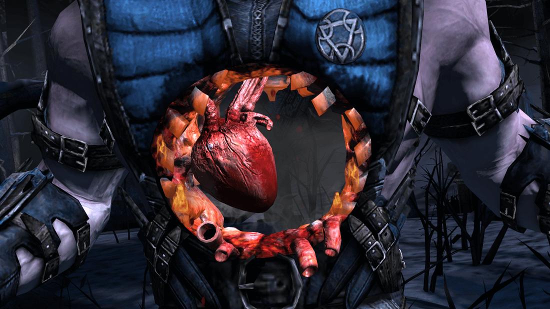 Скриншот #5 из игры MORTAL KOMBAT X