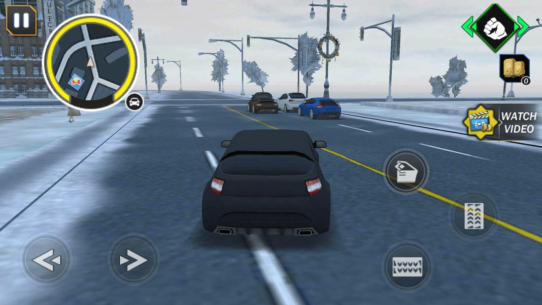 Скриншот #4 из игры Vegas Crime City