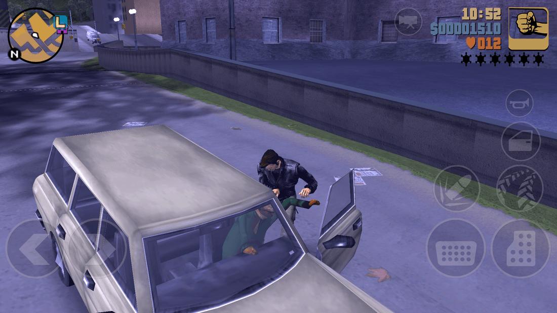 Скриншот #9 из игры Grand Theft Auto III