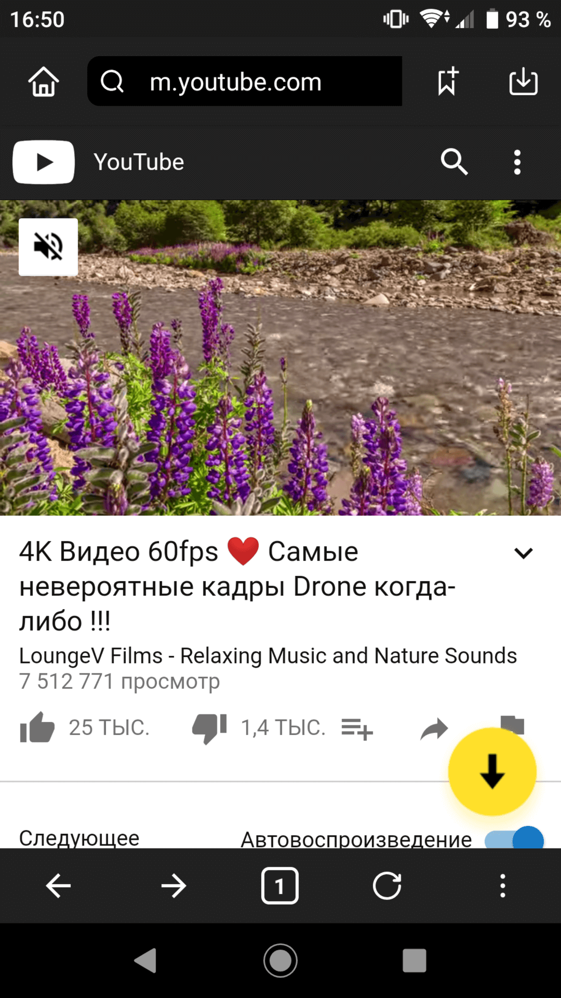 Скриншот #2 из программы SnapTube