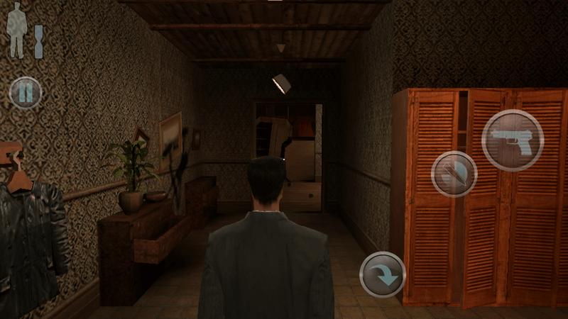 Скриншот #3 из игры Max Payne Mobile