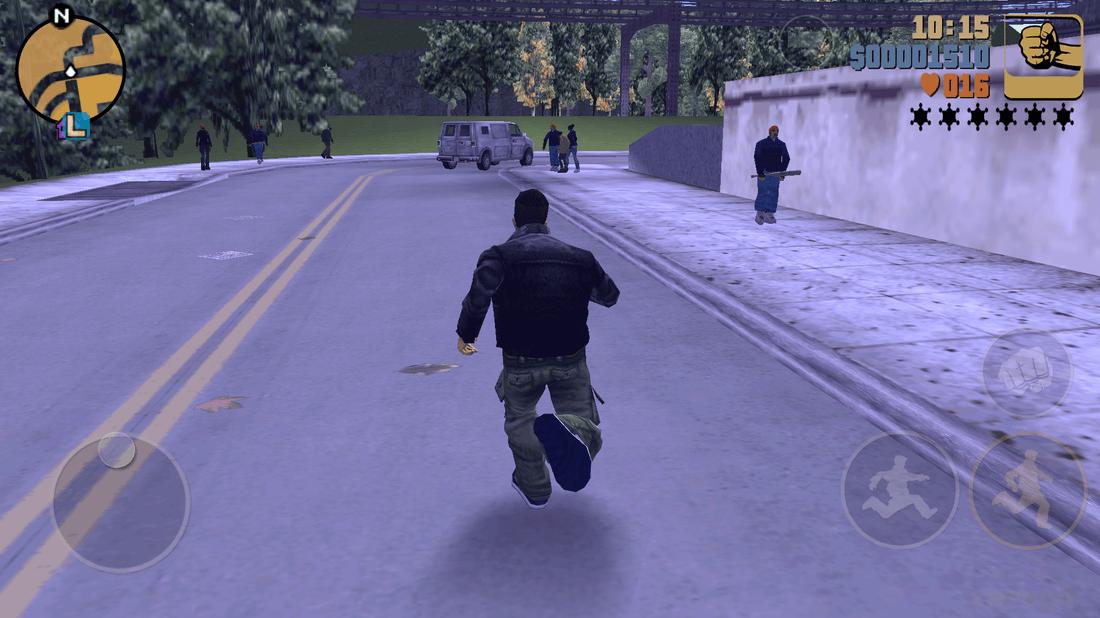 Скриншот #11 из игры Grand Theft Auto III