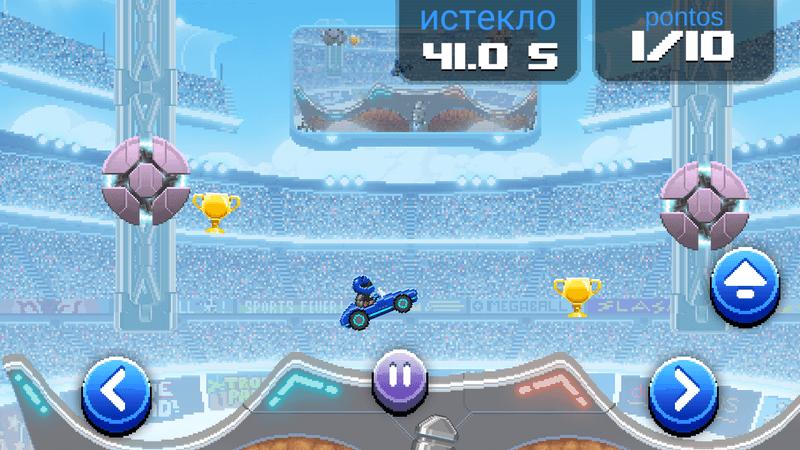 Скриншот #6 из игры Drive Ahead! Sports