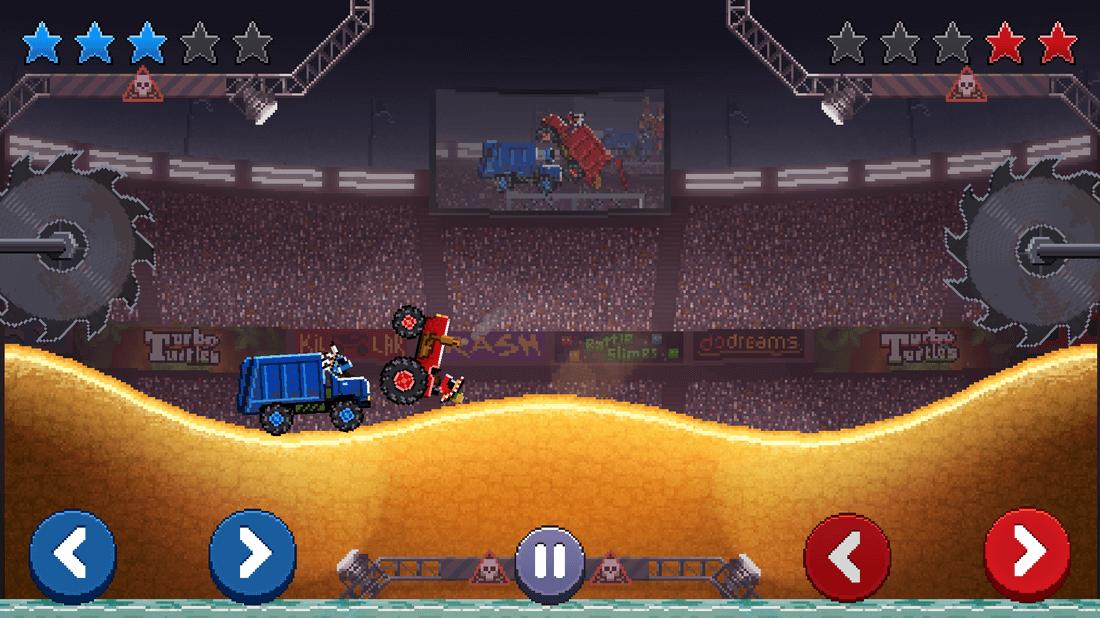 Скриншот #20 из игры Drive Ahead!