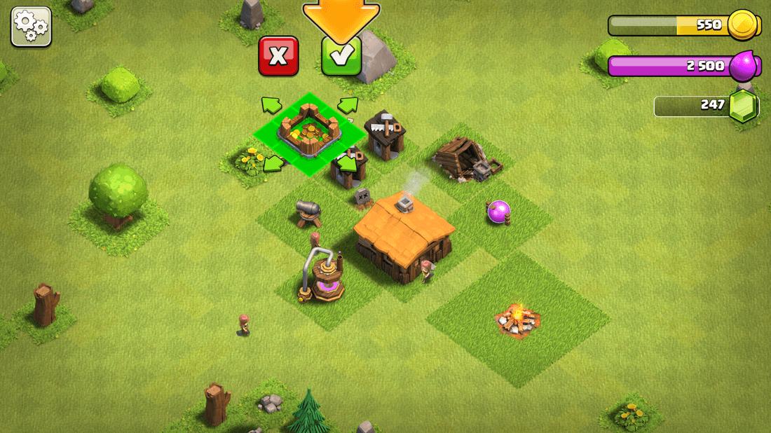 Скриншот #8 из игры Clash of Clans