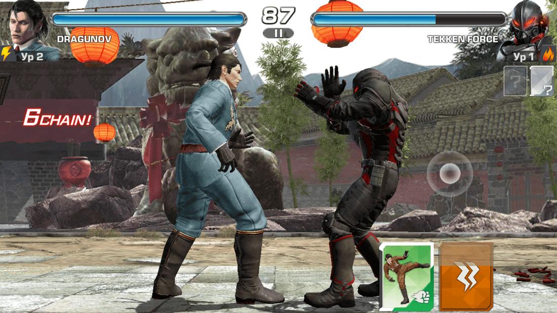 Скриншот #13 из игры TEKKEN™