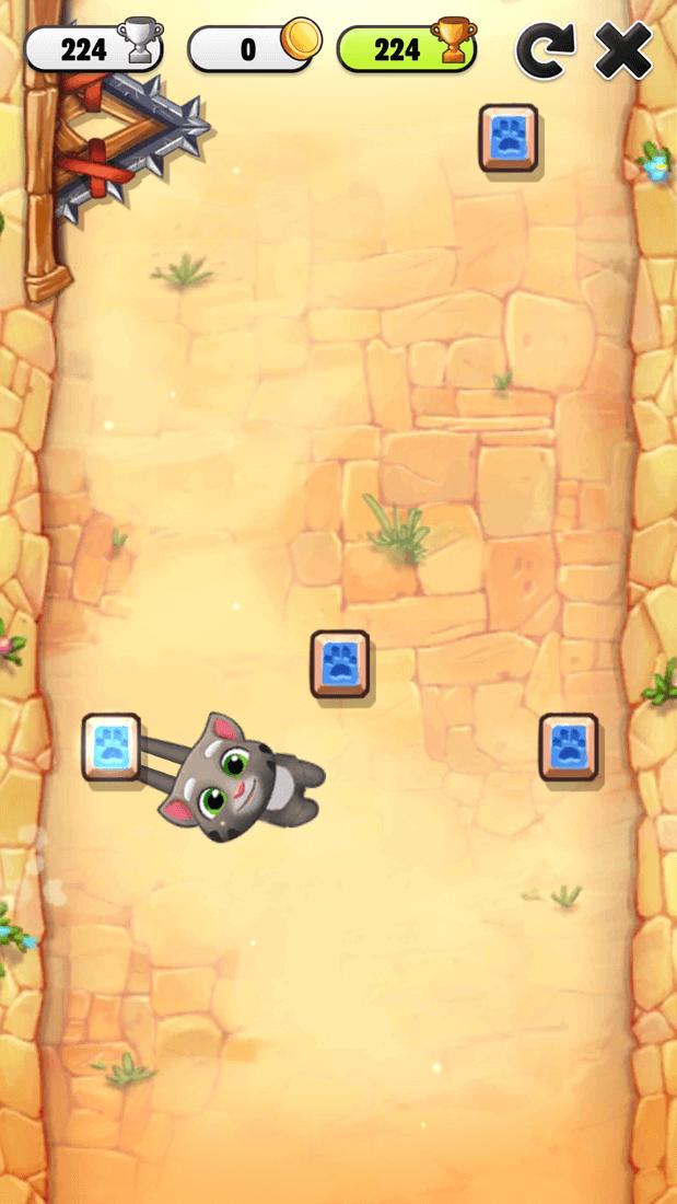 Скриншот #9 из игры Talking Tom Cat