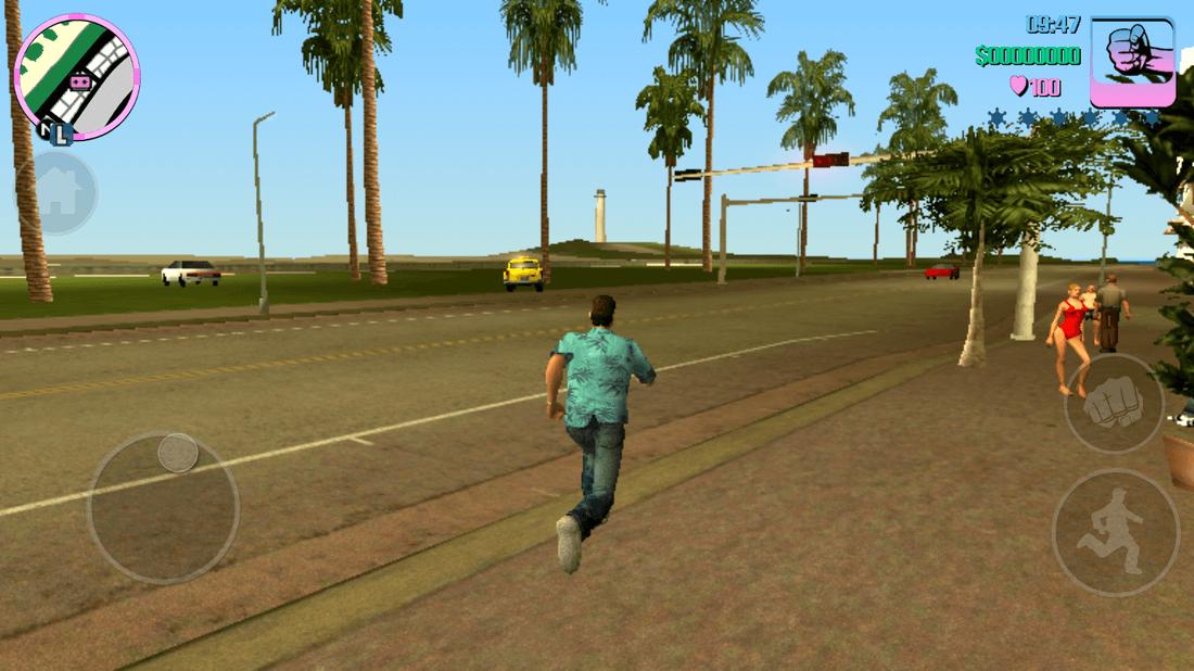 Скриншот #7 из игры Grand Theft Auto: Vice City